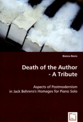 Death of the Author - A Tribute