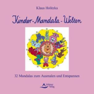 Kinder-Mandala-Welten. Bd.1