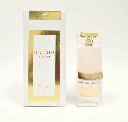 robinbook b cher g nstig online bestellen diverda blanco eau de parfum f r sie edp. Black Bedroom Furniture Sets. Home Design Ideas