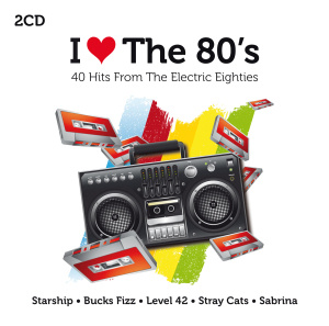 I LOVE-The 80's