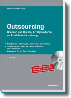 Outsourcing, m. CD-ROM