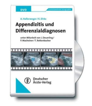 Appendizitis und Differenzialdiagnosen, 1 DVD-ROM