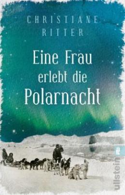 Eine Frau erlebt die Polarnacht