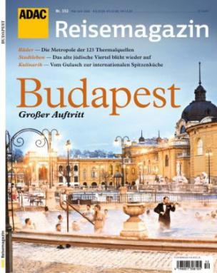 ADAC Reisemagazin Budapest