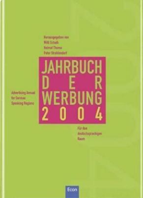 Jahrbuch der Werbung 2004