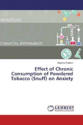 Effect of Chronic Consumption of Powdered Tobacco (Snuff) on Anxiety