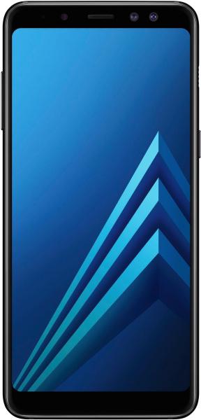 "SAMSUNG Smartphone ""Galaxy A8"" (5,6 Zoll, 32 GB, Android, schwarz, 2018)"