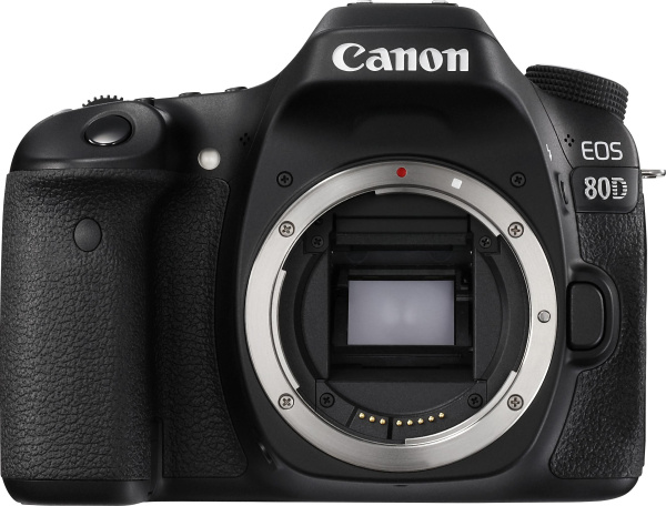 "CANON Kamera ""EOS 80D Body"" (24,2 Megapixel, CMOS-Sensor, WiFi, ohne Objektiv)"