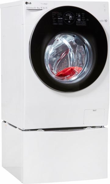 """LG Waschtrockner """"TWINWash F16WD128GH"""" (A, 12kg/8kg)"""