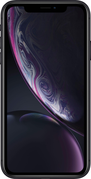 "APPLE Smartphone ""iPhone XR"" (256 GB, schwarz)"