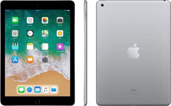 """APPLE Tablet """"iPad"""" (9,7 Zoll, Wi-Fi, 32 GB, 6. Generation, Grau)"""