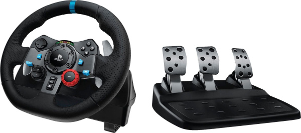 "LOGITECH G Gaming-Lenkrad ""G29 Driving Force"" (für PS3, PS4 & PC)"