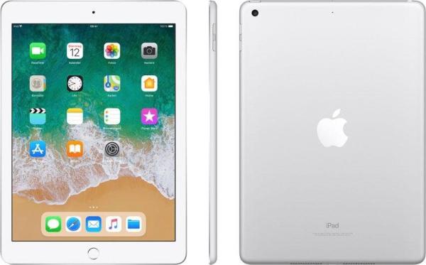 """APPLE Tablet """"iPad"""" (9,7 Zoll, Wi-Fi, 128 GB, 6. Generation, silberfarben)"""