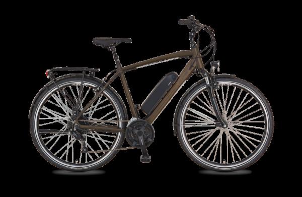 """PROPHETE E-Bike """"Entdecker e9600"""" (City, 28 Zoll, 24 Gänge, Heckmotor, Herren)"""