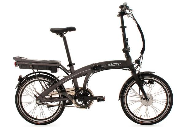 "ADORE Falt Pedelec E-Bike ""Zero"" (20 Zoll, 3 Gang)"