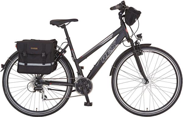 "REX BIKE Trekking Fahrrad ""Expedition"" (28 Zoll, 24 Gänge, Damen)"