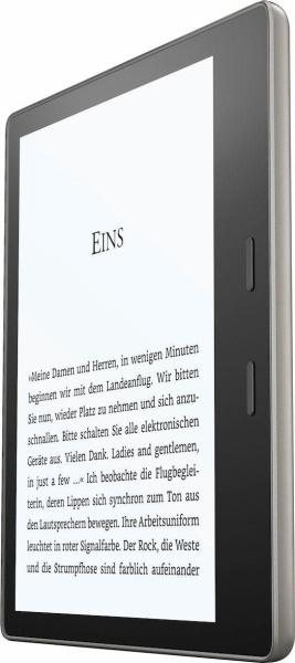 "KINDLE E-Book Reader ""Oasis"" (7 Zoll, 8 GB, 2017)"