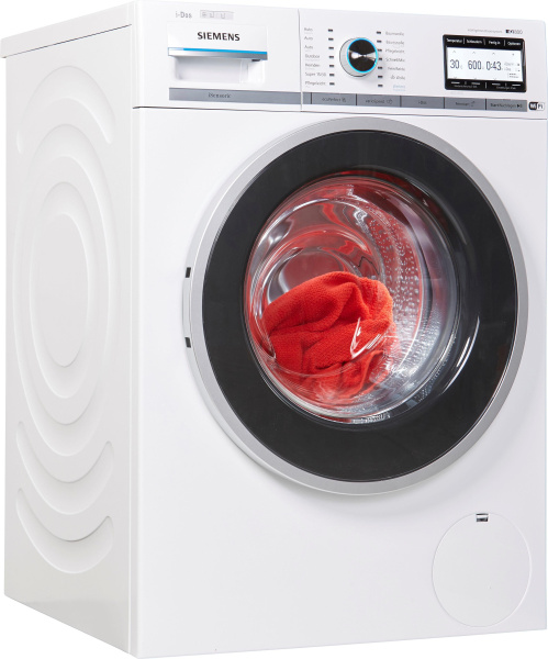 "SIEMENS Waschmaschine ""iQ800 WM6YH842"" (A+++, 9 kg, Home Connect)"