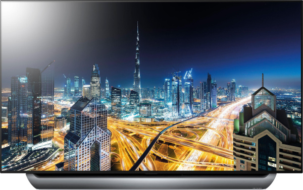 "LG Fernseher ""OLED55C8LLA.AEU"" (55 Zoll, 4K Ultra HD, OLED, Smart-TV)"