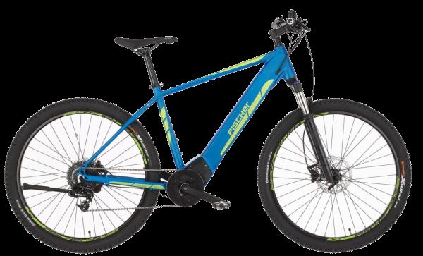"""FISCHER E-Bike """"EM 1966i"""" (27,5 Zoll, RH 48, 10 Gänge, MTB)"""