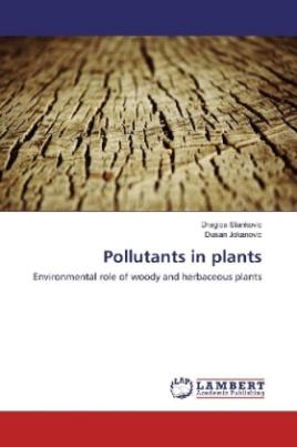 Pollutants in plants