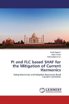 PI and FLC based SHAF for the Mitigation of Current Harmonics