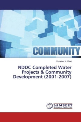 NDDC Completed Water Projects & Community Development (2001-2007)