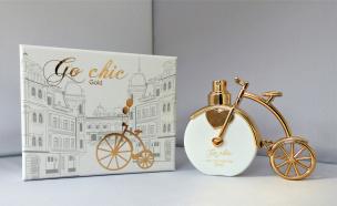 Go Chic Gold Eau de Parfum für Sie -vUa-