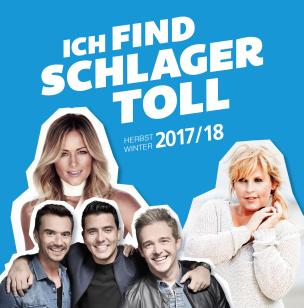 Ich Find Schlager Toll - Herbst / Winter 2017/18
