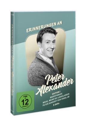 Erinnerungen an: Peter Alexander - Edition 1