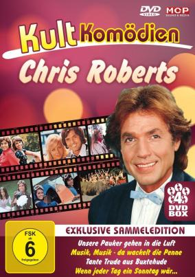 Kultkomödien mit Chris Roberts