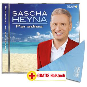 Paradies + LIMITIERTES Halstuch