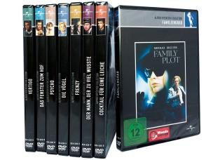 Alfred Hitchcock 8er-Set - Seine besten Filme