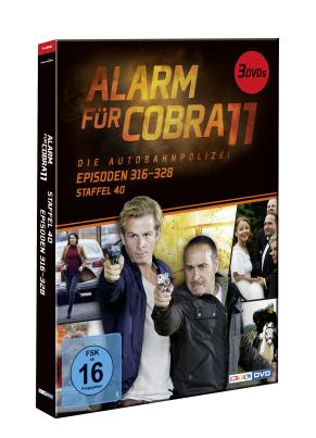 Alarm für Cobra 11 - Staffel 40