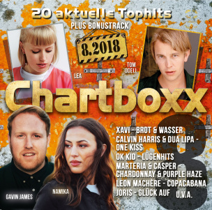 Chartboxx 8/2018