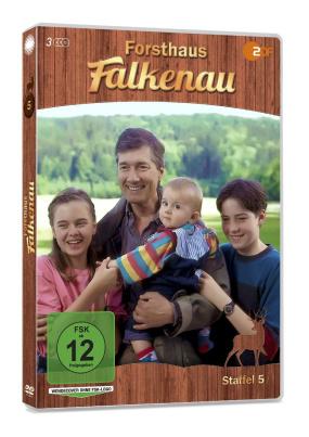 Forsthaus Falkenau - Staffel 5