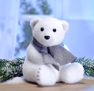 Deko Eisbär