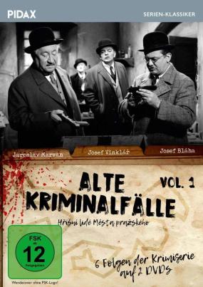 Alte Kriminalfälle - Vol. 1