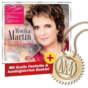Für immer (Danke-Edition) + GRATIS Monika Martin Halskette