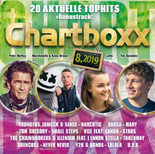 Chartboxx 8/2019