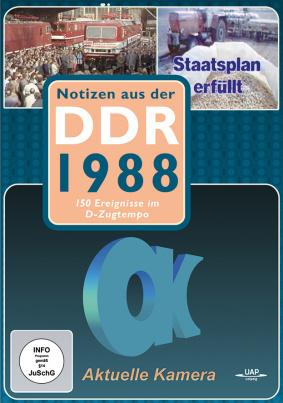 Notizen aus der DDR - 1988