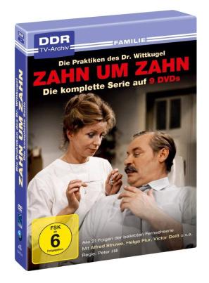 Zahn um Zahn - Staffel 1-3 (DDR TV-Archiv)