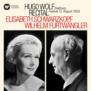 Hugo Wolf Recital-Salzburg Festival 1953