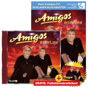 Babylon CD+DVD-Paket