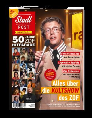 Zeitschrift: STADLPOST Spezial - ZDF Hitparade