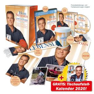 Lebenslieder Fanbox + GRATIS Kalender 2020