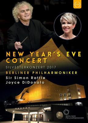 Silvesterkonzert 2017 aus Berlin