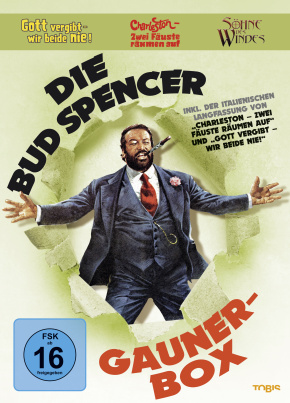 Die Bud Spencer Gauner-Box