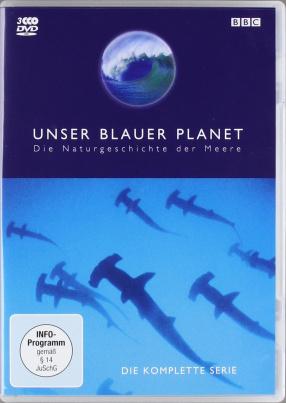 Unser blauer Planet - Die Naturgeschichte der Meere - Die komplette Serie