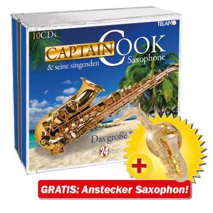 Das große Gesamtwerk + GRATIS Anstecker Saxofon